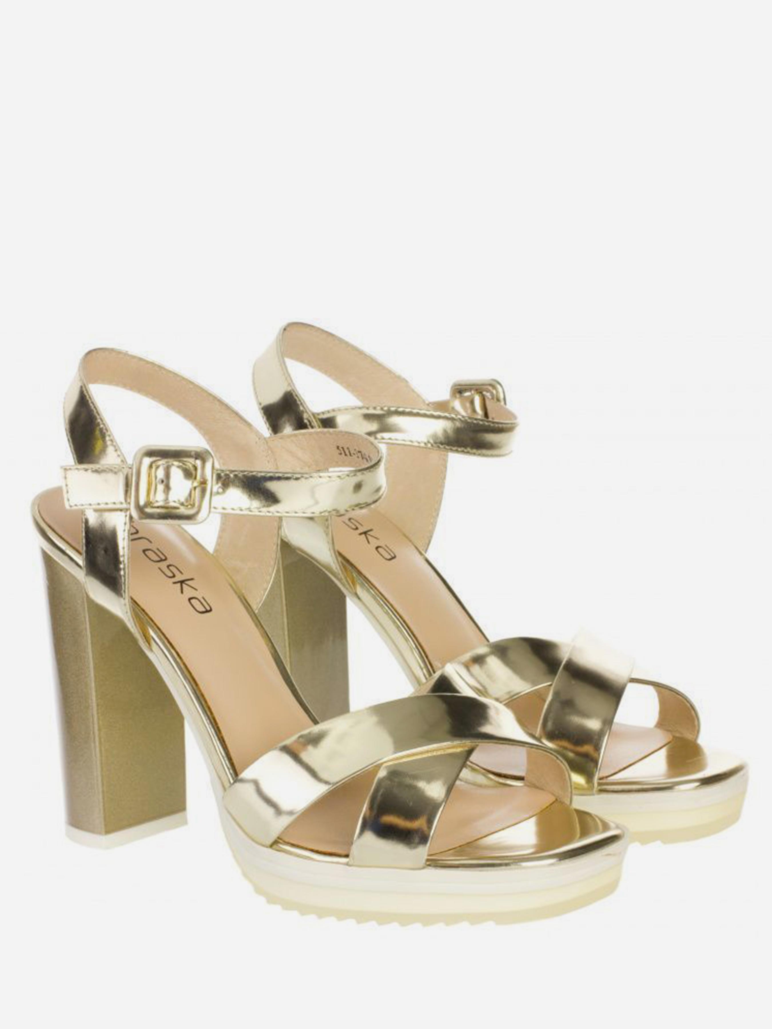 Босоножки для женщин Braska BS2662 размеры обуви, 2017