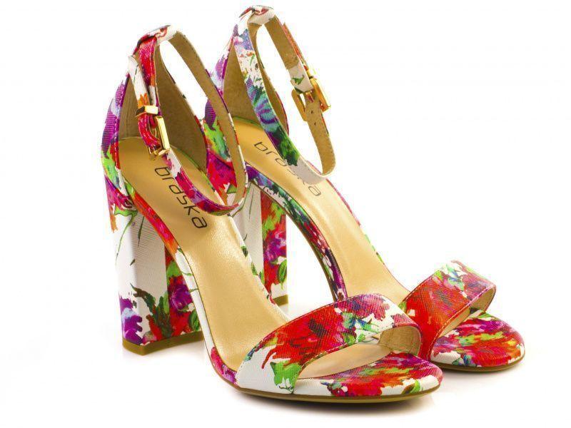 Босоножки для женщин Braska BS2664 размеры обуви, 2017