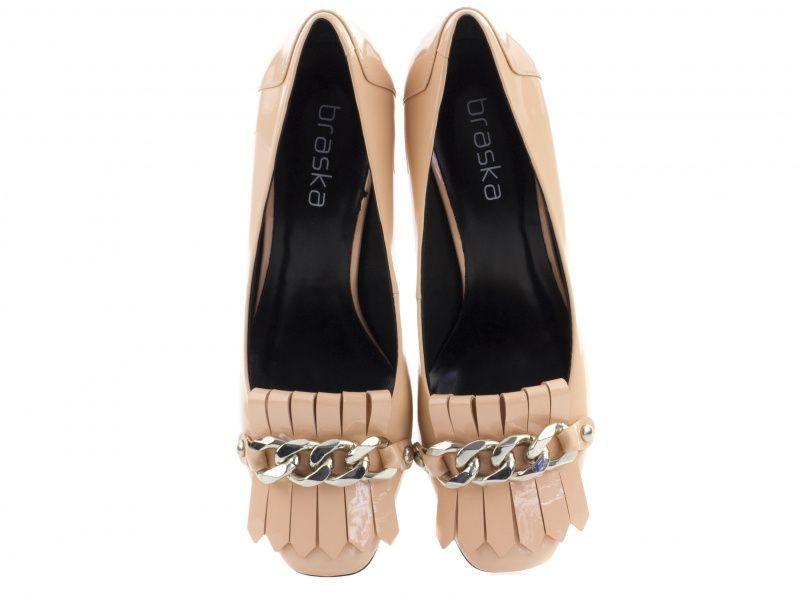 Туфли для женщин Braska BS2668 размерная сетка обуви, 2017