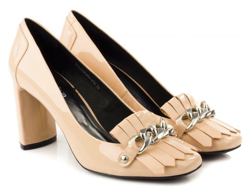 Туфли для женщин Braska BS2668 примерка, 2017