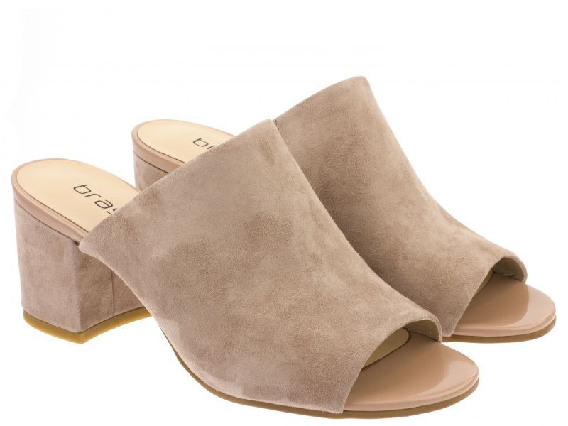 Шлёпанцы для женщин Braska BS2670 размерная сетка обуви, 2017
