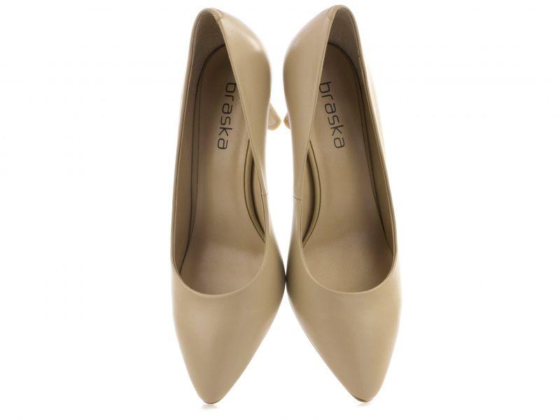 Туфли для женщин Braska BS2672 размерная сетка обуви, 2017