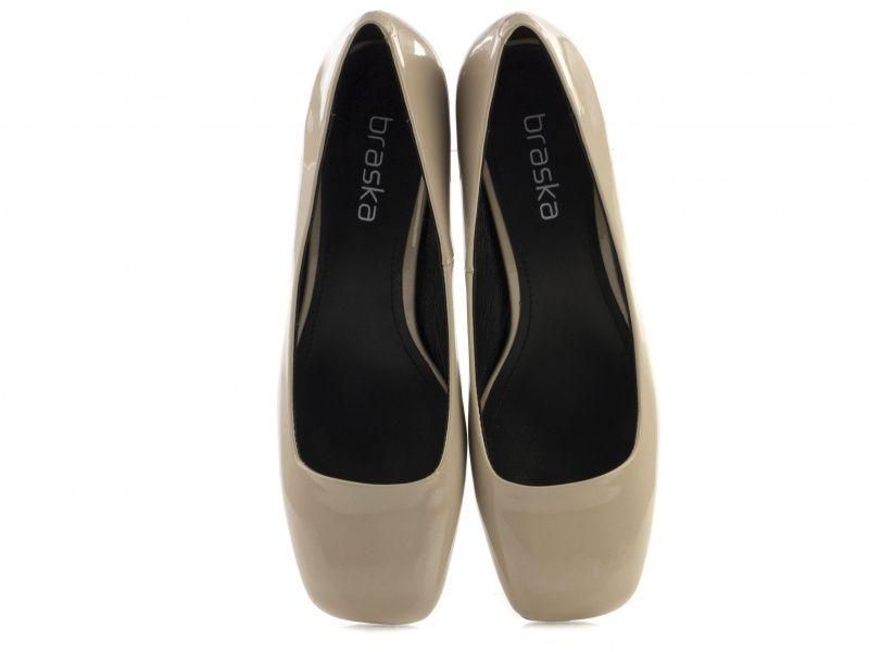 Туфли для женщин Braska BS2673 размерная сетка обуви, 2017