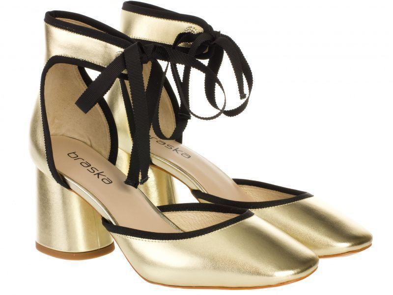 Босоножки для женщин Braska BS2679 размеры обуви, 2017