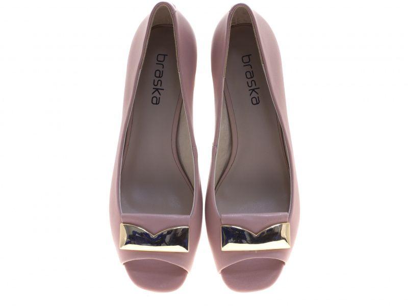 Туфли для женщин Braska BS2681 размерная сетка обуви, 2017