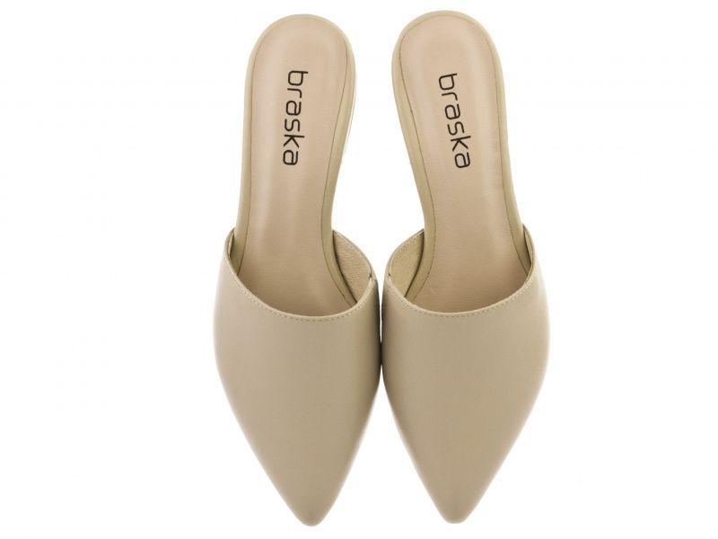Шлёпанцы для женщин Braska BS2683 размеры обуви, 2017