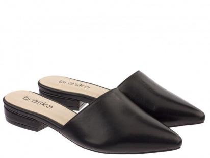 Шлёпанцы для женщин Braska 512-111/101-011 купить обувь, 2017