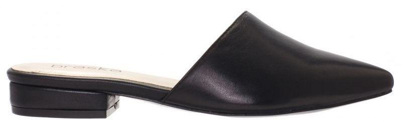 Шлёпанцы для женщин Braska BS2684 размерная сетка обуви, 2017