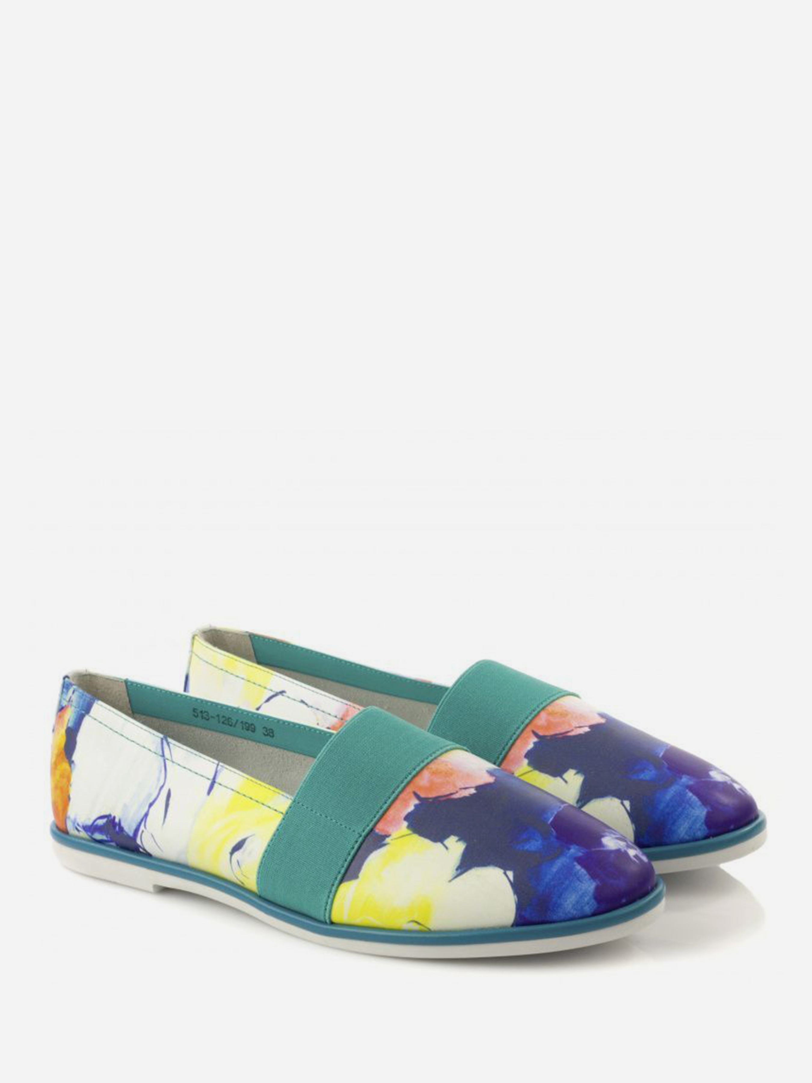 Cлипоны для женщин Braska BS2687 размерная сетка обуви, 2017