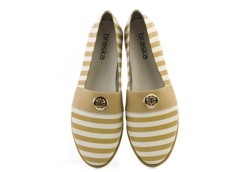 Cлипоны для женщин Braska BS2688 размеры обуви, 2017