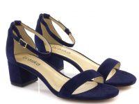 женская обувь BRASKA синего цвета, фото, intertop