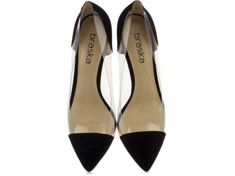 Туфли для женщин Braska BS2695 размерная сетка обуви, 2017