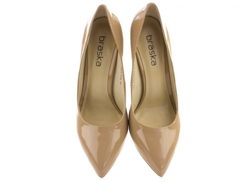 Туфли для женщин Braska BS2696 размерная сетка обуви, 2017
