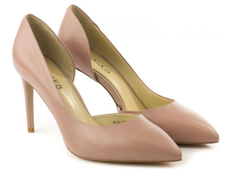 Туфли для женщин Braska BS2697 примерка, 2017