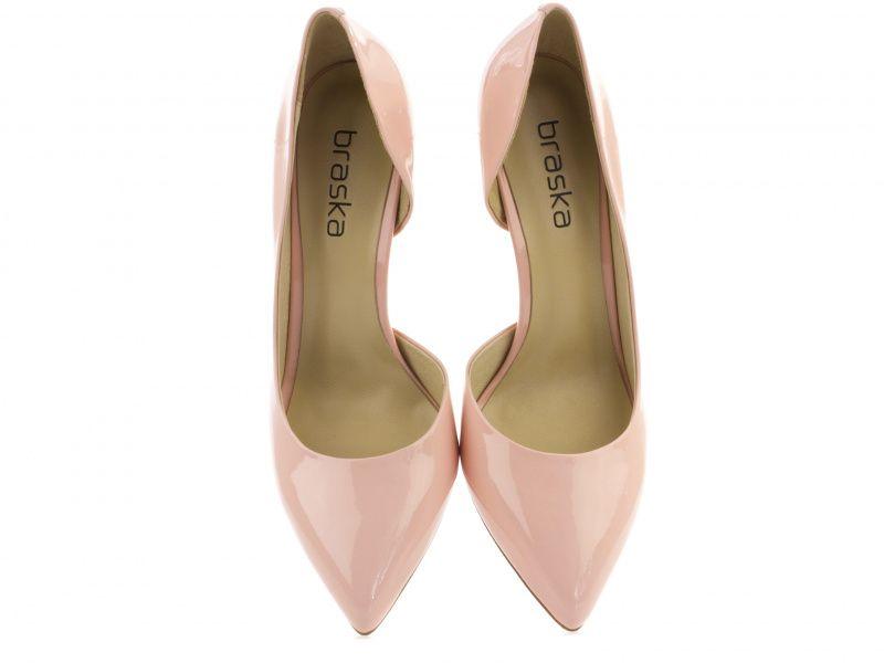 Туфли для женщин Braska BS2698 размерная сетка обуви, 2017
