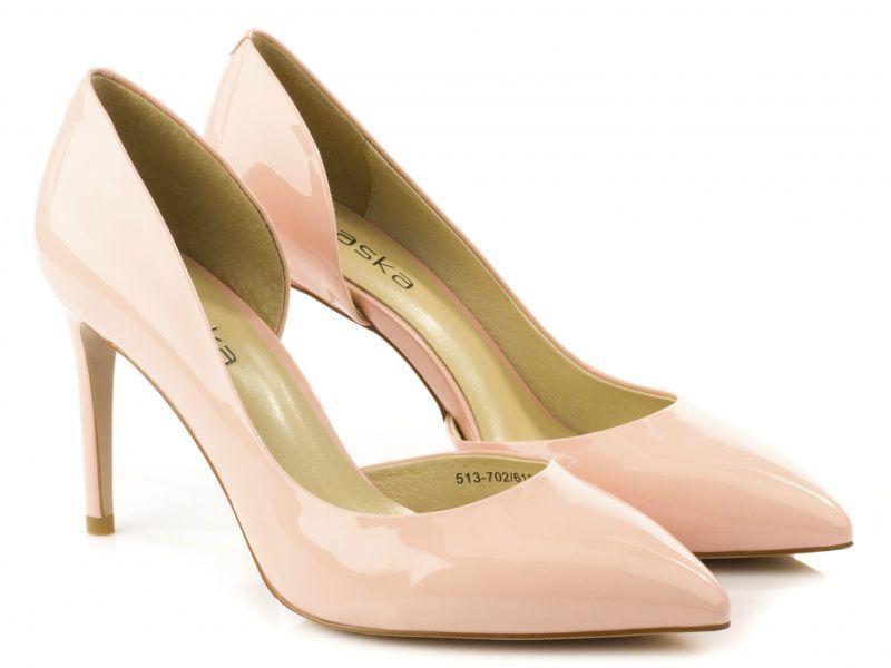 Туфли для женщин Braska BS2698 примерка, 2017