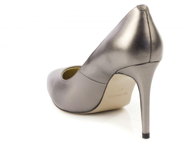 Туфли для женщин Braska BS2700 брендовые, 2017