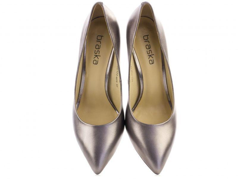 Туфли для женщин Braska BS2700 размерная сетка обуви, 2017