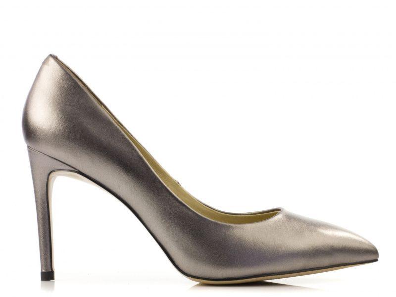 Туфли женские Braska BS2700, Серебряный  - купить со скидкой