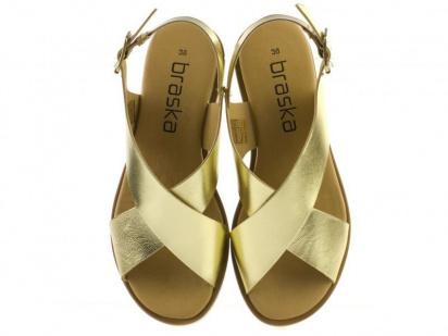Босоножки для женщин Braska 511-6522/178 купить обувь, 2017