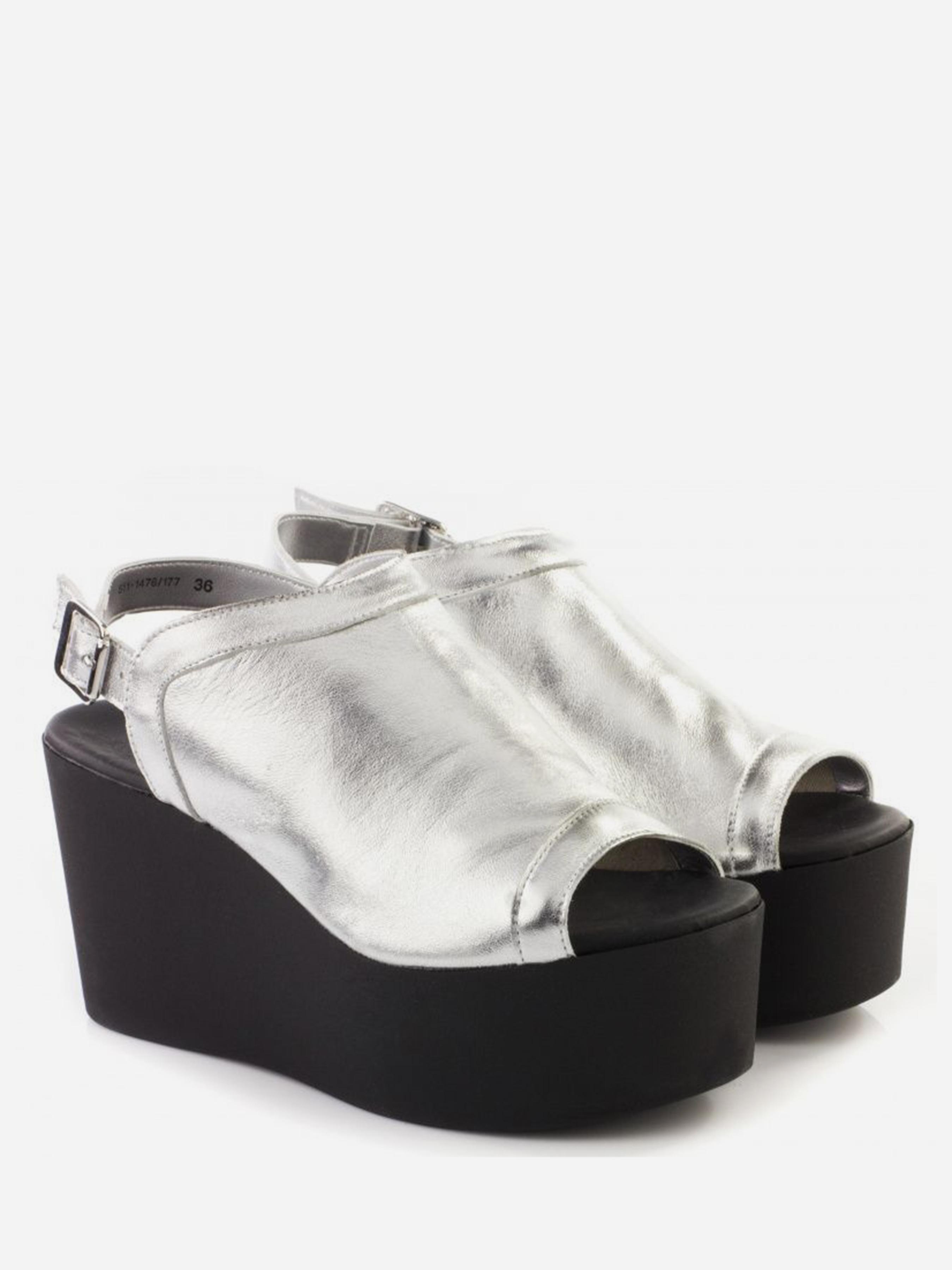Босоножки для женщин Braska 511-1476/177 брендовая обувь, 2017