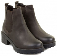 Ботинки для женщин Braska 615-2051/205 модная обувь, 2017