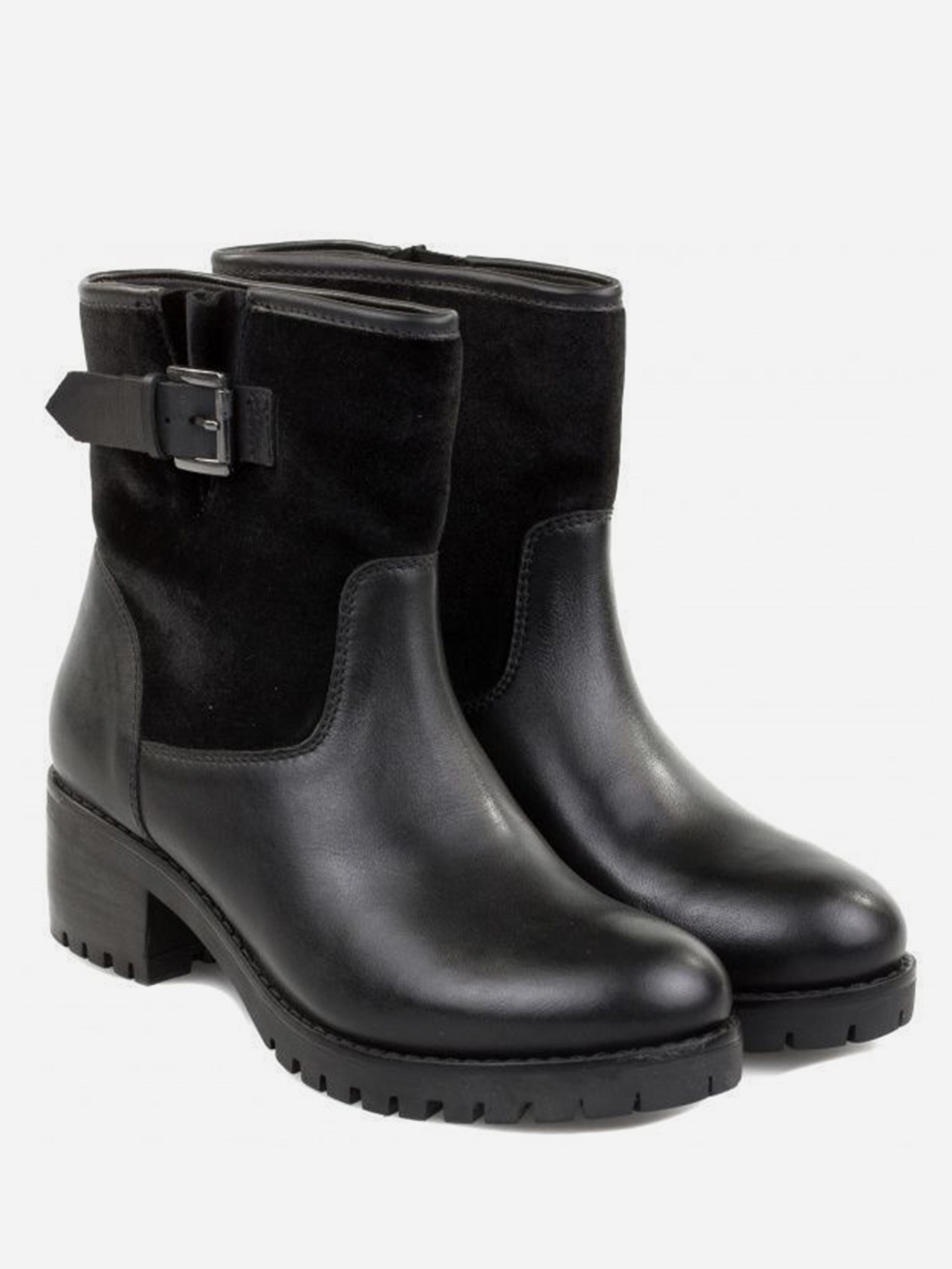 Ботинки для женщин Braska BS2755 размерная сетка обуви, 2017