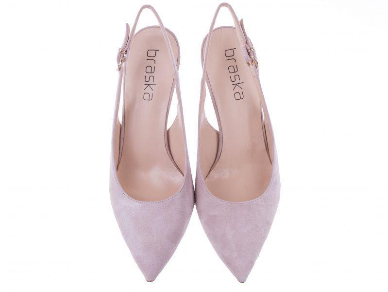 Туфли для женщин Braska BS2809 размерная сетка обуви, 2017