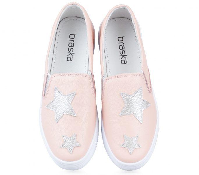 Слипоны для женщин Braska BS2812 размеры обуви, 2017