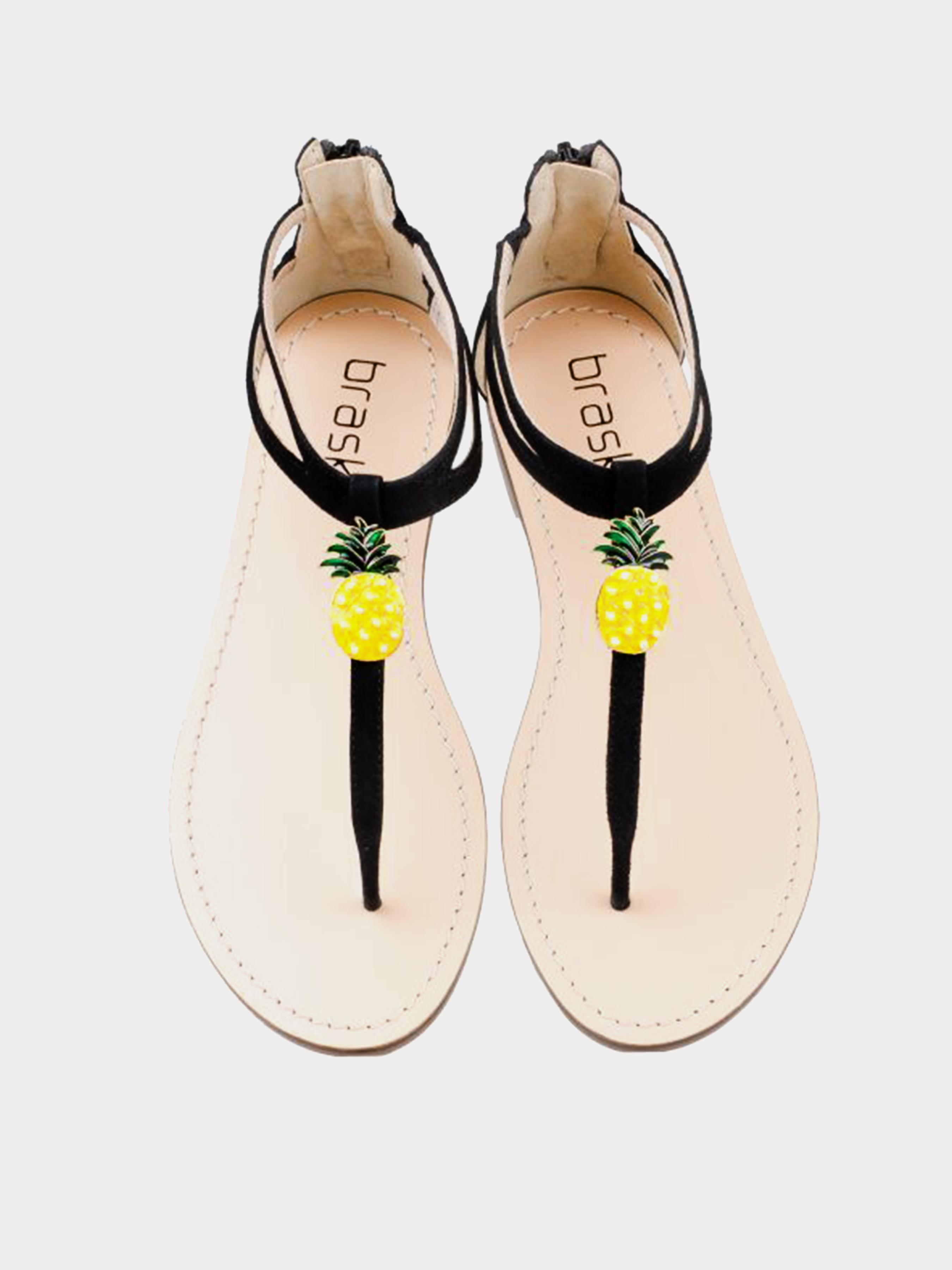 Сандалии для женщин Braska BS2865 размерная сетка обуви, 2017