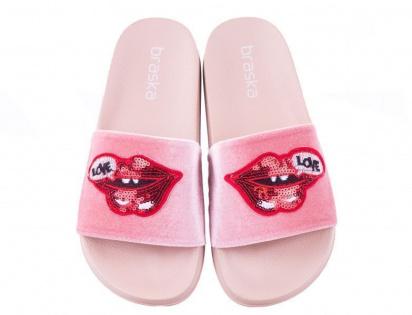 Шльопанці  для жінок Braska 711-4097/318 брендове взуття, 2017