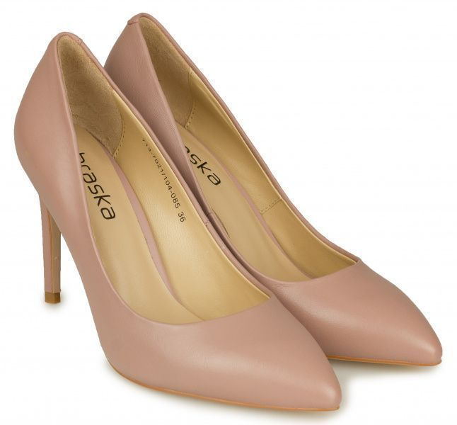 Туфли для женщин Braska BS2924 примерка, 2017