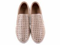 Слипоны для женщин Braska BS2937 размеры обуви, 2017