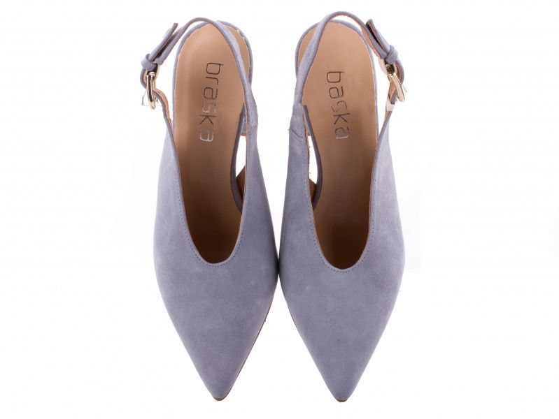 Туфли для женщин Braska BS2943 размерная сетка обуви, 2017
