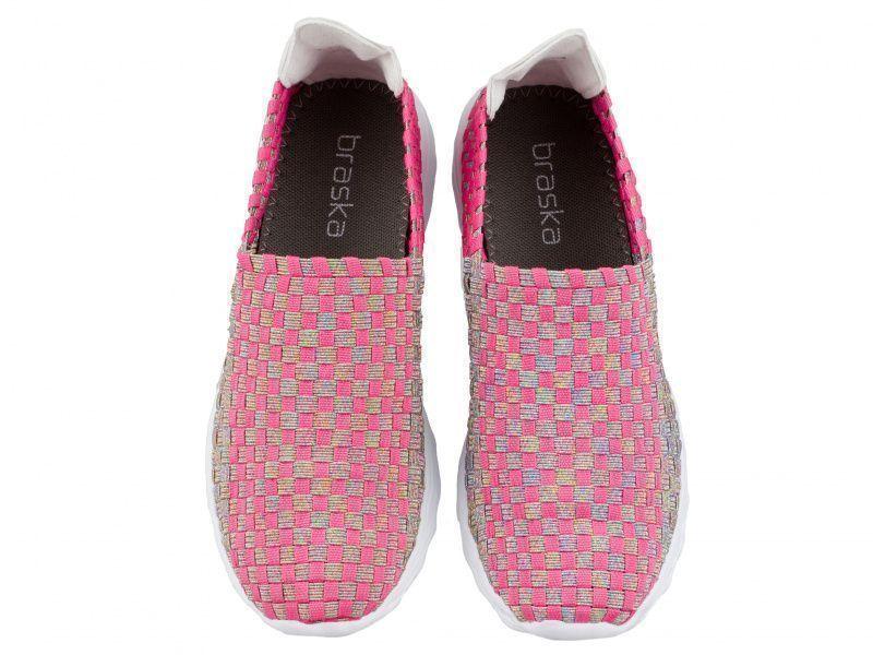 Кроссовки для женщин Braska BS2954 модная обувь, 2017