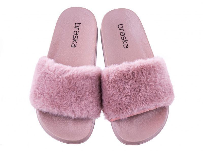 Купить Шлёпанцы женские Braska BS2957, Розовый