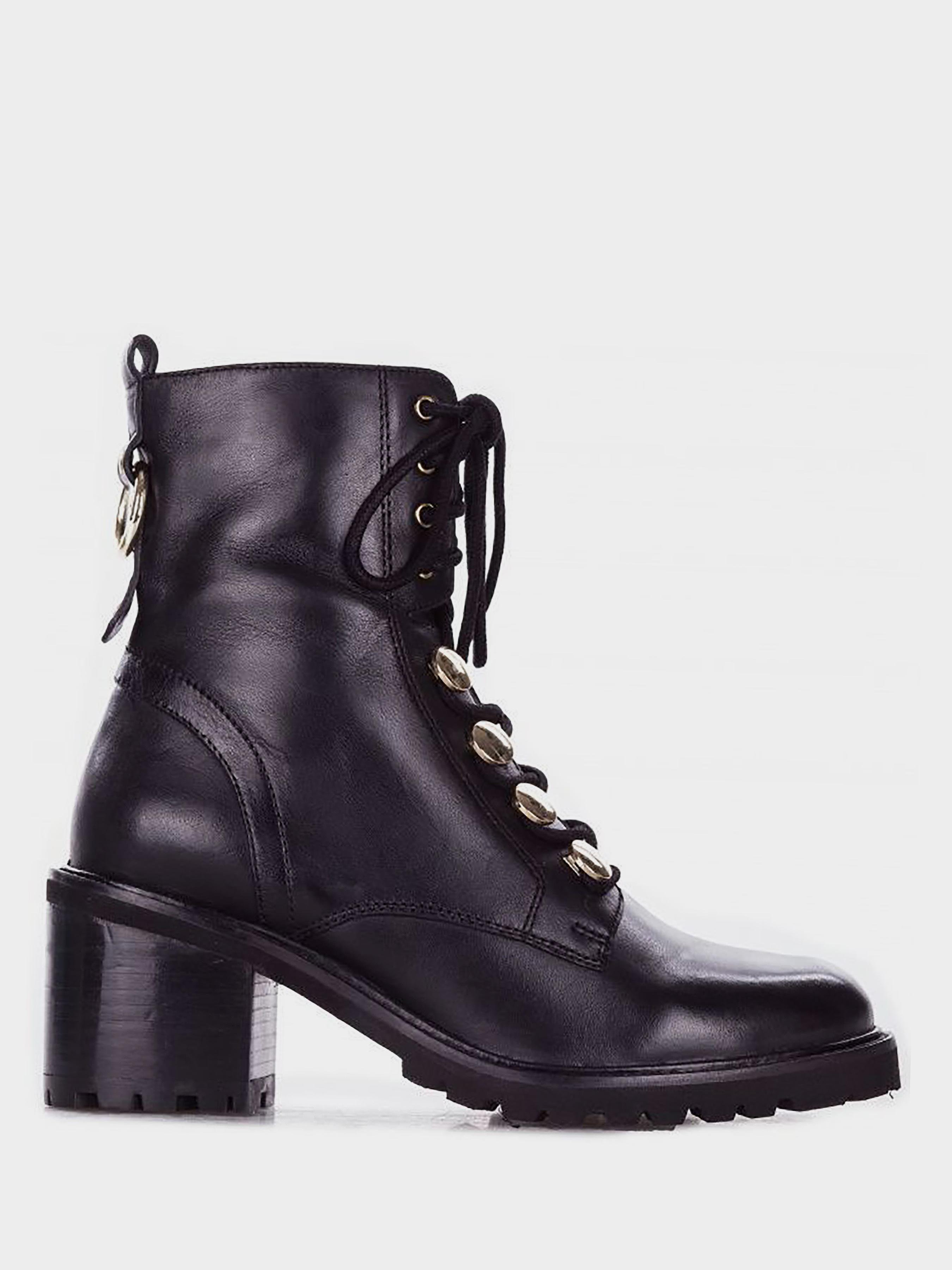 Купить Ботинки женские Braska черевики жін. (36-41) BS3023, Черный