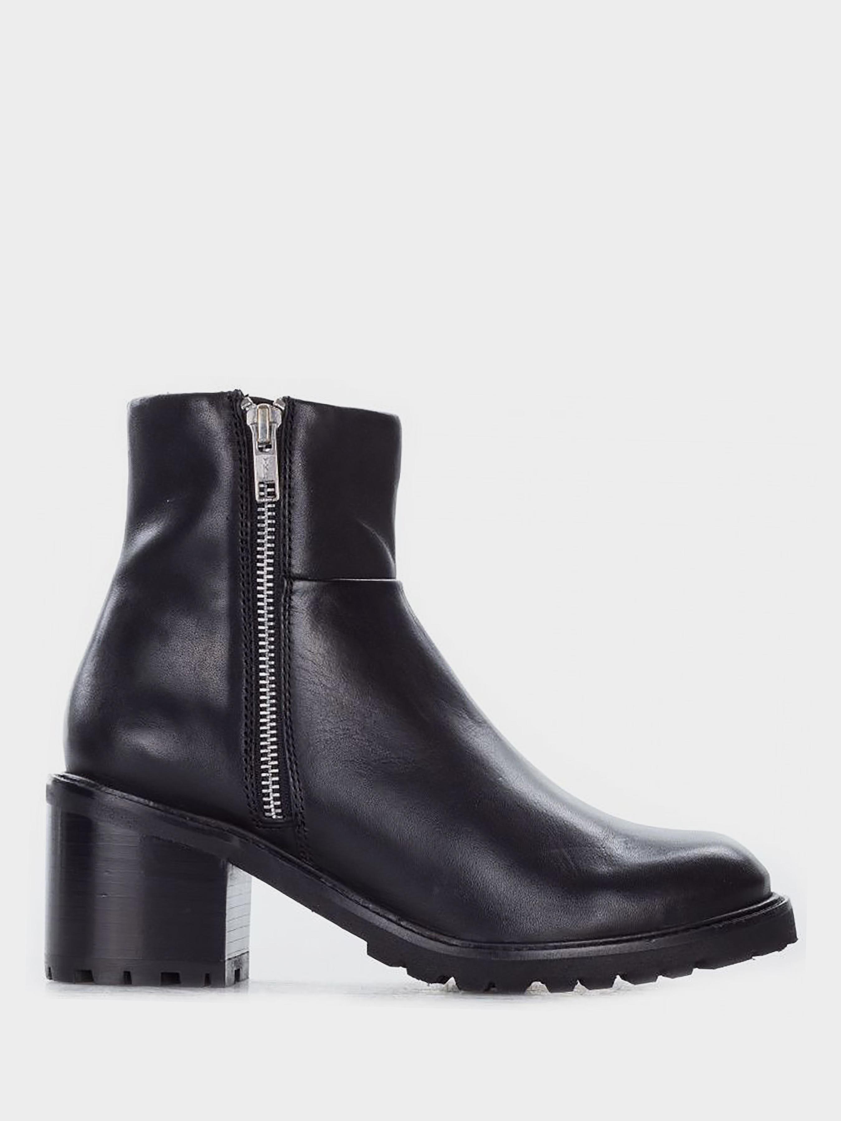 Купить Ботинки женские Braska черевики жін. (36-41) BS3024, Черный