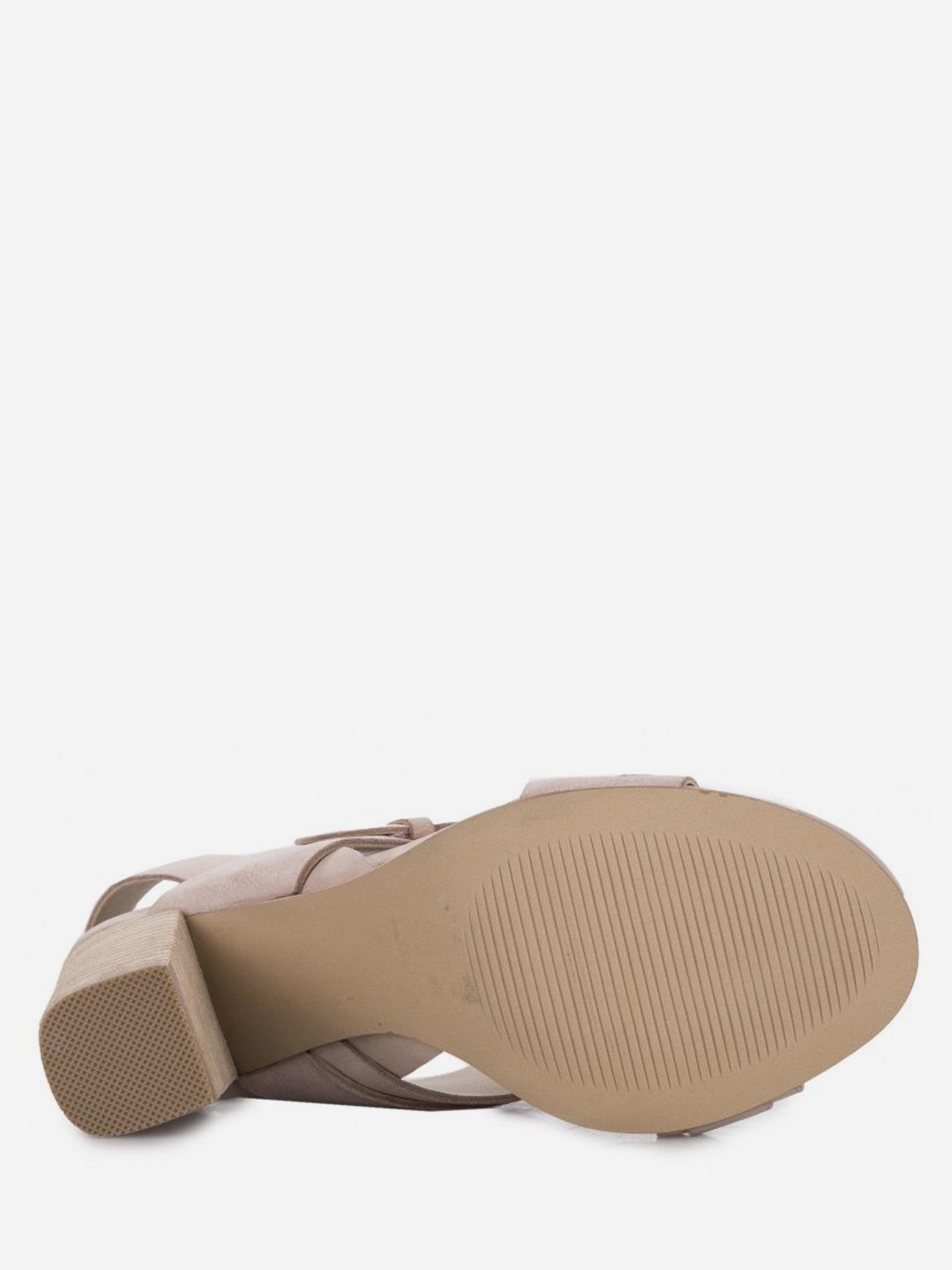 Босоножки женские Braska BS3050 размерная сетка обуви, 2017
