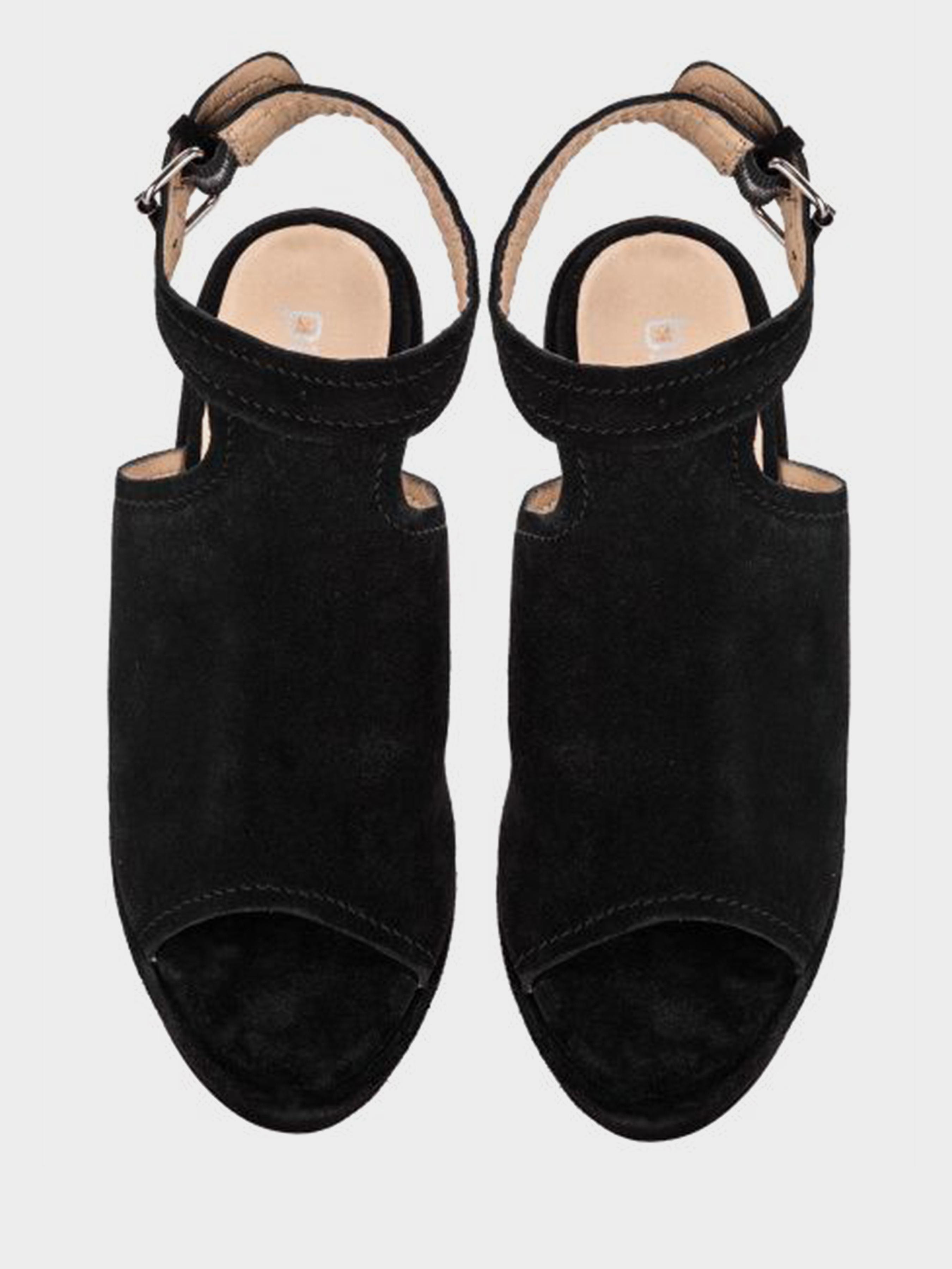 Босоножки женские Braska BS3053 размерная сетка обуви, 2017
