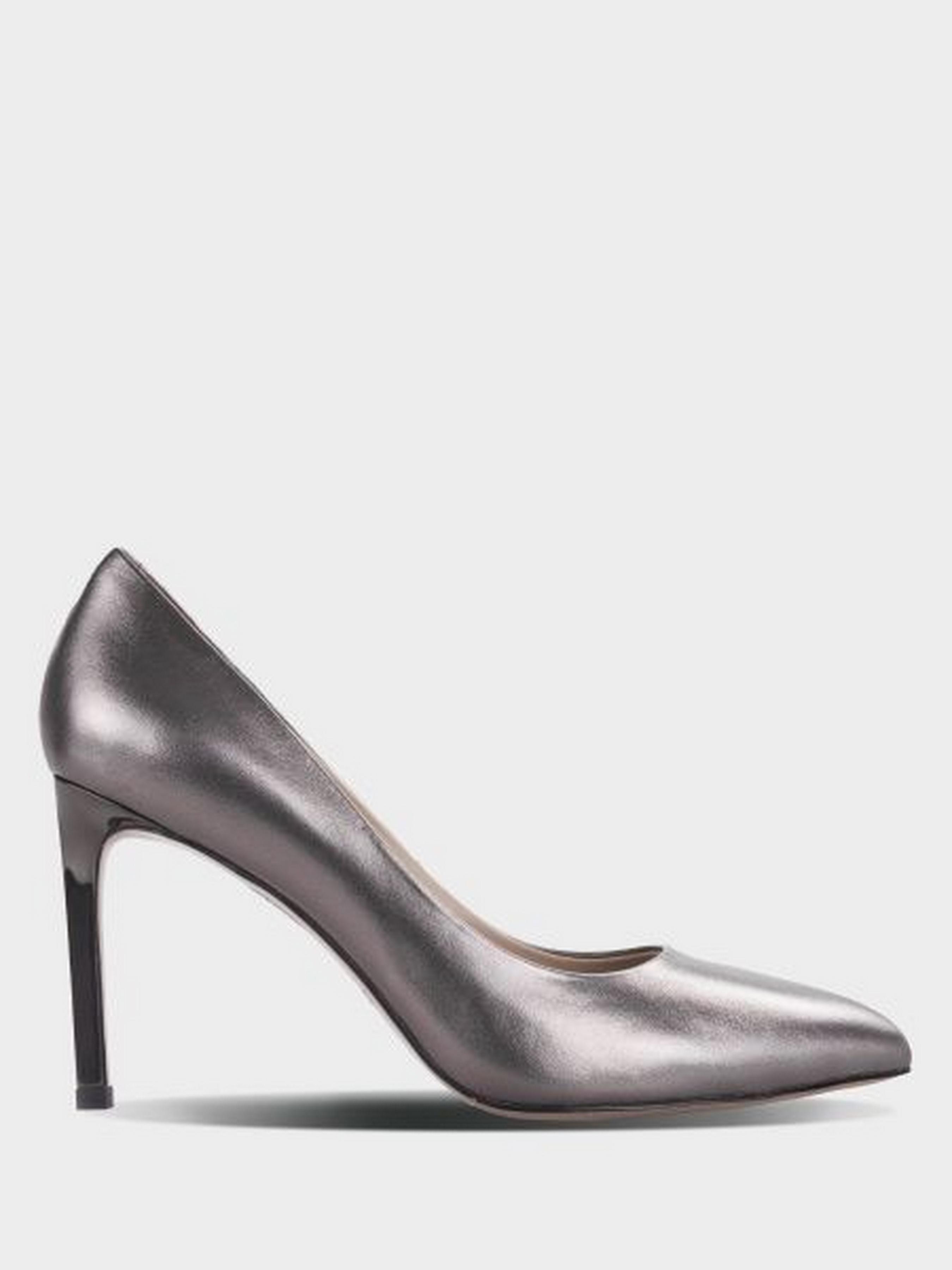Купить Туфли женские Braska туфлі жін.(36-41) BS3088, Серебряный