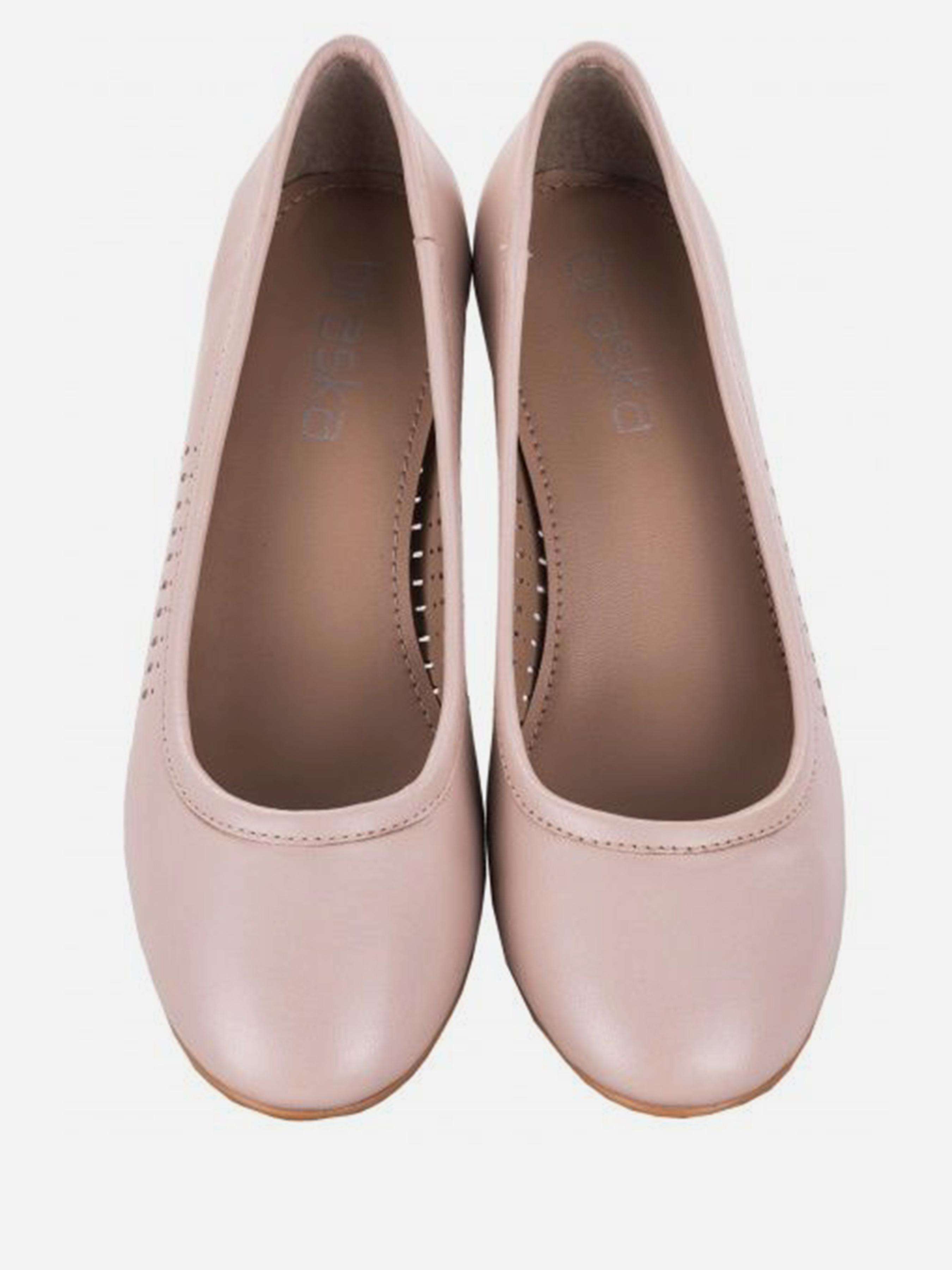 Туфли женские Braska BS3139 примерка, 2017