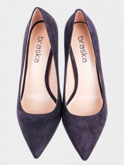 Туфли для женщин Braska BS3218 размерная сетка обуви, 2017