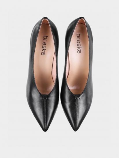 Туфлі-човники Braska модель 113-9018/101 — фото 4 - INTERTOP