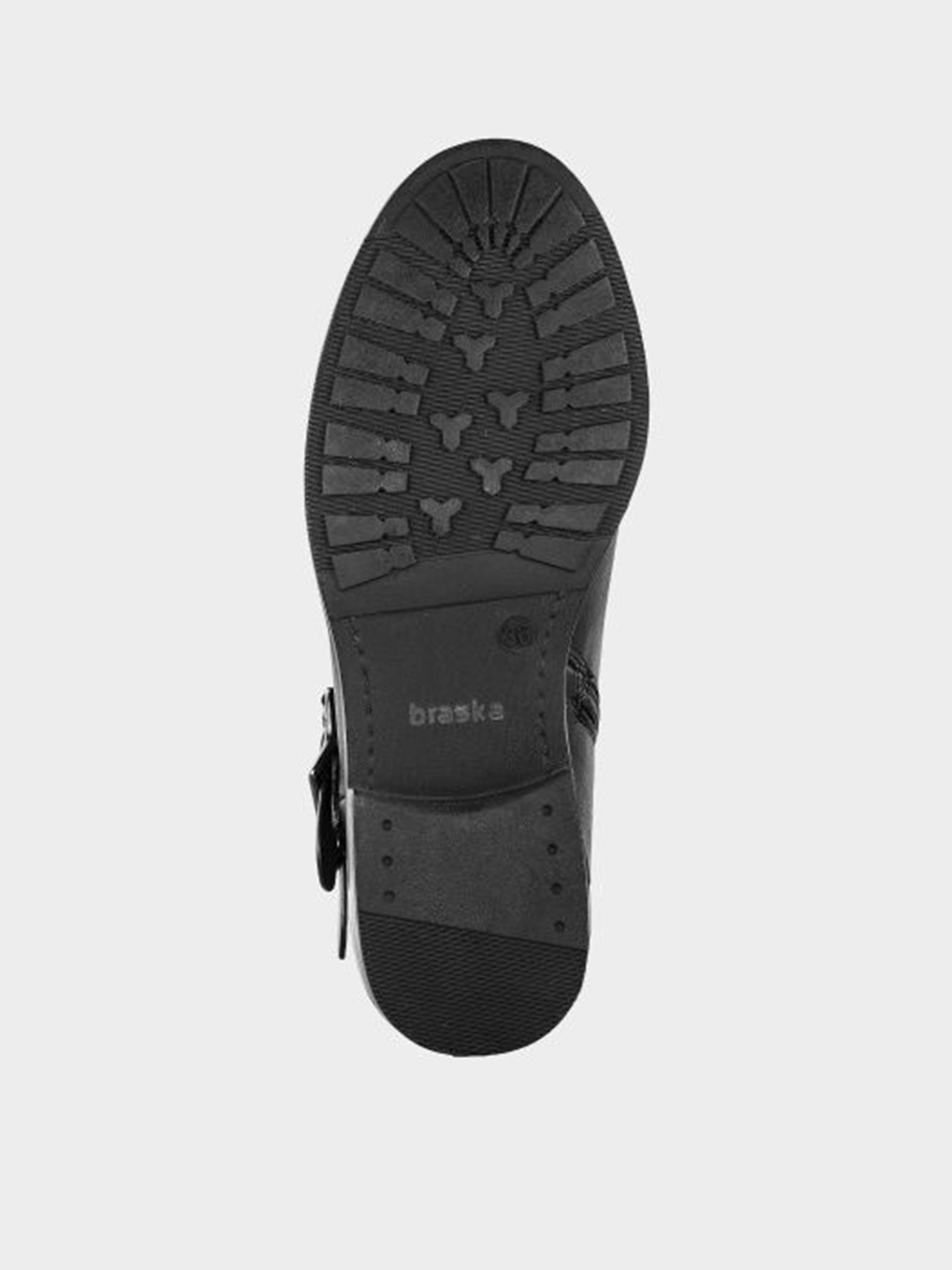 Ботинки для женщин Braska BS3227 размеры обуви, 2017