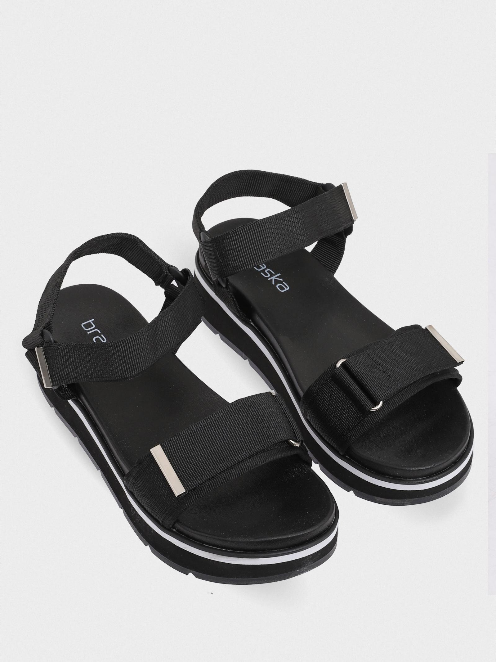 Сандалі  для жінок Braska 211-8816/301 брендове взуття, 2017