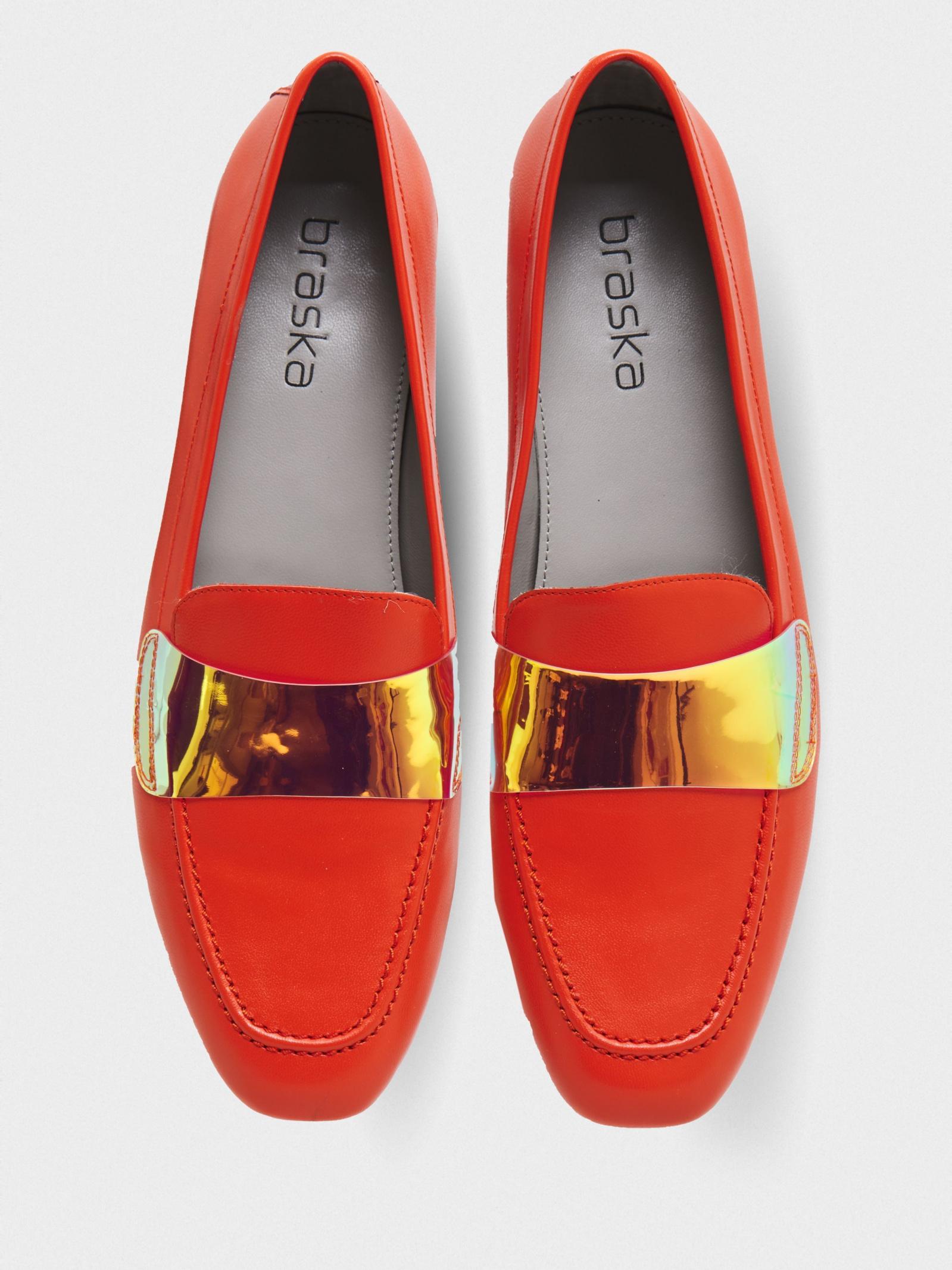 Туфли для женщин Braska BS3261 размерная сетка обуви, 2017