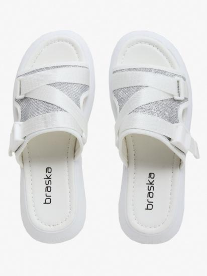 Шлёпанцы для женщин Braska BS3286 размеры обуви, 2017