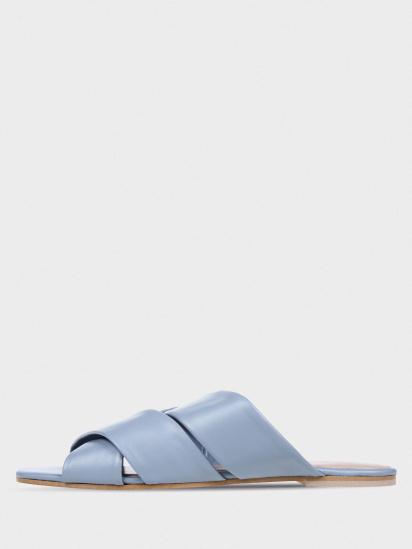 Шльопанці  для жінок Braska 211-3611/109 брендове взуття, 2017