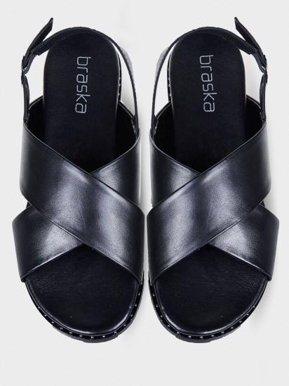 Сандалі  для жінок Braska 211-7308/101 брендове взуття, 2017